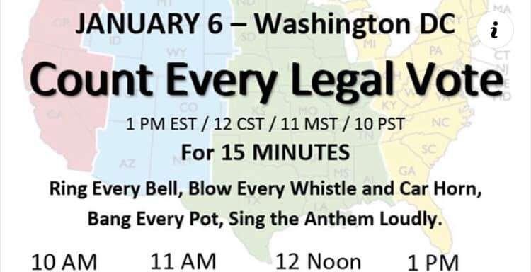 Event January 6, 2020
