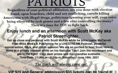 Patriot Street Fighter June 19th, 2021 Saturday