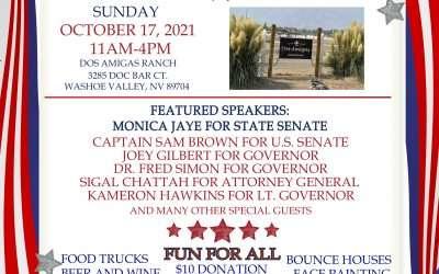 RECLAIM NEVADA FESTIVAL Sunday, 17 October 21
